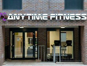 Anytime Fitness Centre in London