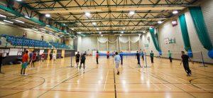 MAS Sports Centre in Shoreditch E1